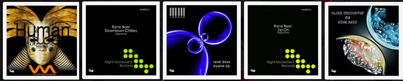 Rene Beer Discography 2011